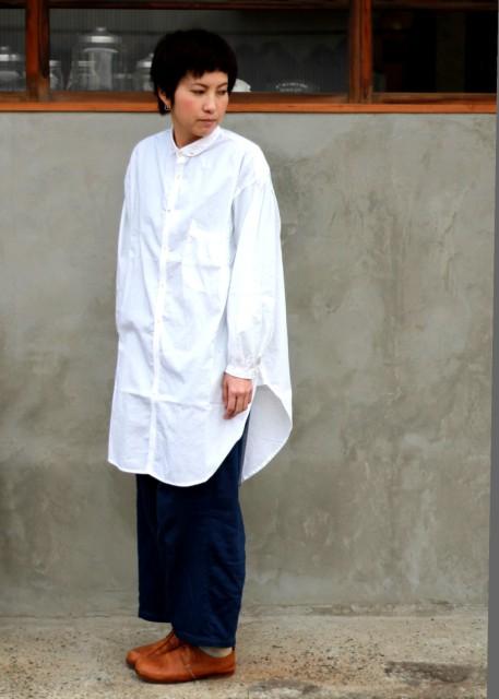 KAPITAL【キャピタル】ブロードボタンダウンジャイアントシャツ