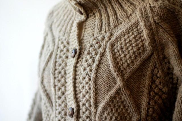 CHAHAT【チャハット】wool cardigan