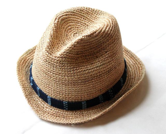 SHIJIRA STRAW HAT