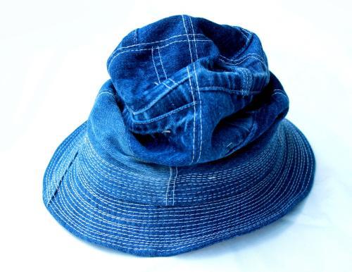 Nasngwam.【ナスングワム】BIG WAVE HAT