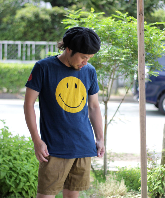KAPITAL【キャピタル】IDG天竺PeacePilgrim SmileT【KOUNTRY】