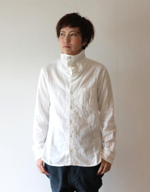 KAPITAL【キャピタル】二重ガーゼ チンシャツ(Regular)0101