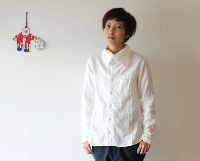 0KAPITAL【キャピタル】二重ガーゼ チンシャツ(Regular)27