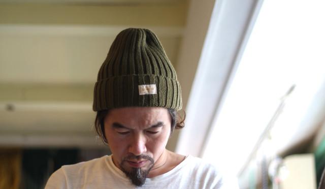 GOHEMP【ゴーヘンプ】ACRYL2×2 WACH CAP