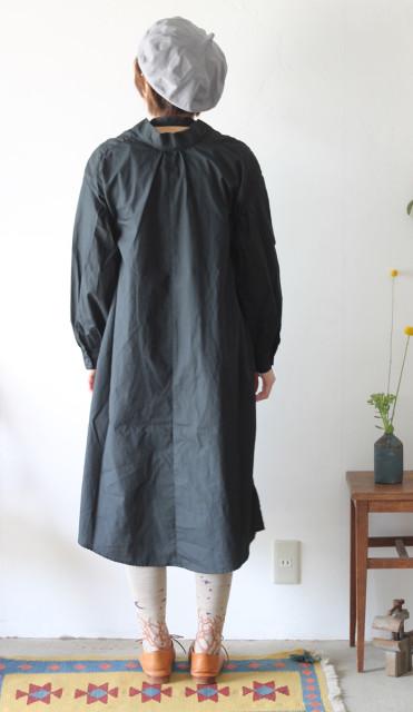 KAPITAL【キャピタル】ブロードNAPEシャツワンピース