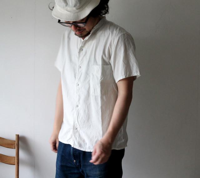REMILLA【レミーラ】半袖Crack Shirts106
