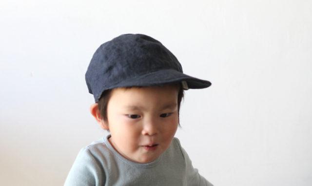 morocco【モロッコ】KIDSサイズA・SUN CAPキャンバス176