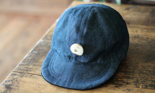 HiHiHi【ひひひ】morocco +Hi = CAP DENIM040