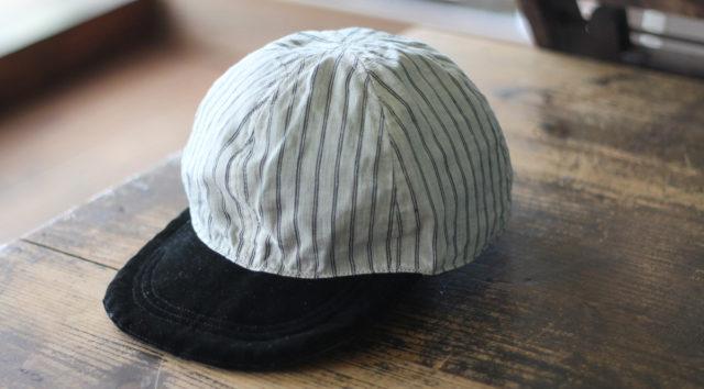 HiHiHi【ひひひ】morocco +Hi = CAP DENIM044