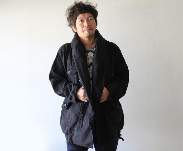 かつらぎ起毛 リングコート102