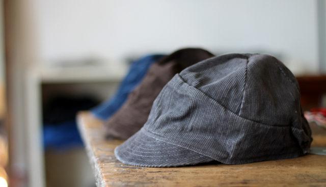 REMILLA【レミーラ】Cordダイド帽158