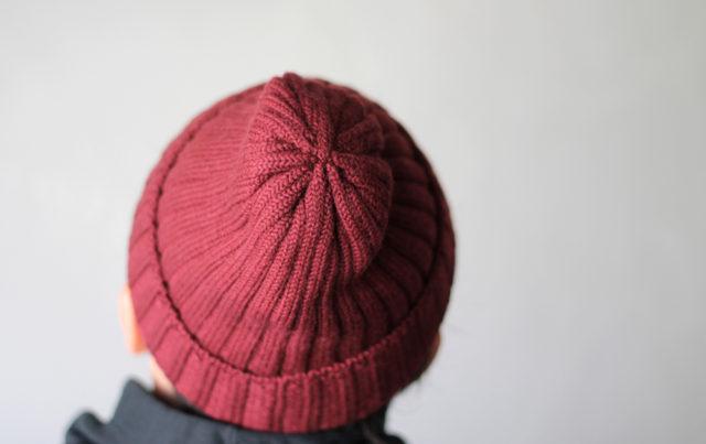 REMILLA【レミーラ】リブニット帽036