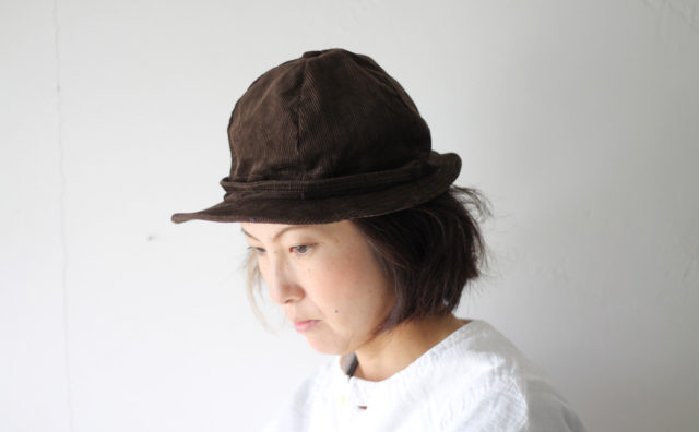 REMILLA【レミーラ】Oval Cord 帽089