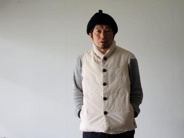 GOHEMP【ゴーヘンプ】BOTANICA VEST1011