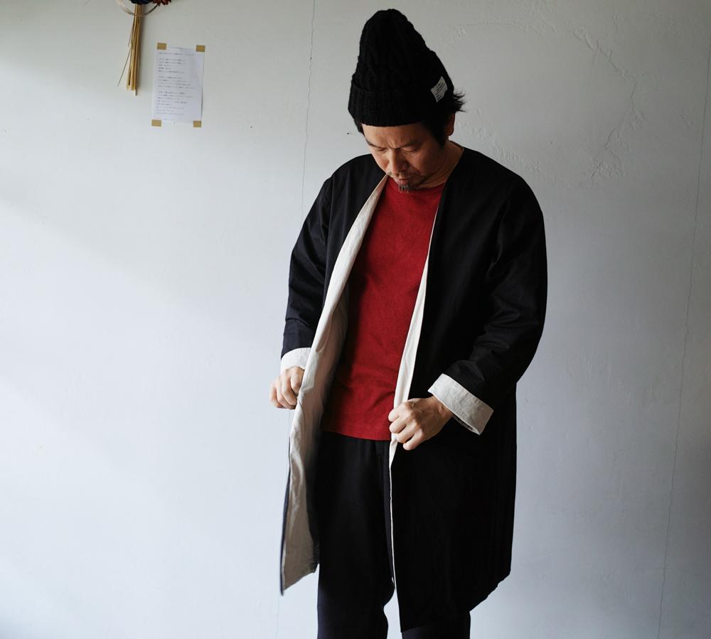 HiHiHi【ひひひ】羽織 キナリ110