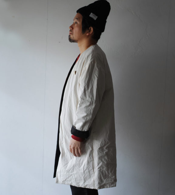 HiHiHi【ひひひ】羽織 キナリ122