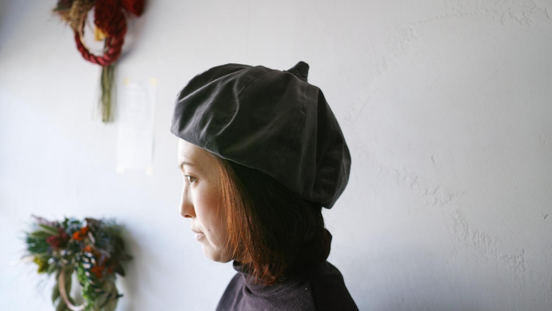 JUUGO×MOROCCO【ジュウゴ×モロッコ】M15帽 別珍027