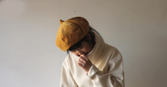 JUUGO×MOROCCO【ジュウゴ×モロッコ】M15帽 別珍